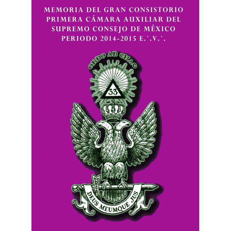 Memoria del Gran Consistorio
